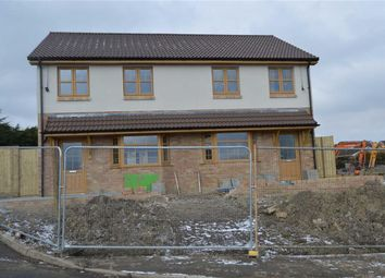 Thumbnail 3 bed semi-detached house for sale in Winchfawr Road, Heolgerrig, Merthyr Tydfil