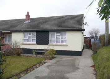 Thumbnail 2 bed semi-detached bungalow for sale in Pentregat, Llandysul