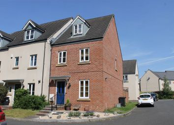 Thumbnail 3 bedroom end terrace house for sale in Bramley Copse, Long Ashton, Bristol