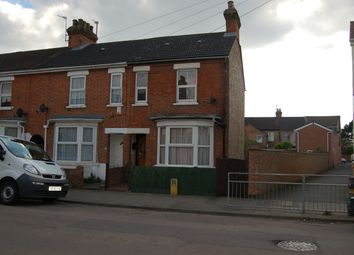 Thumbnail 3 bed end terrace house for sale in Coventry Road, Bedford