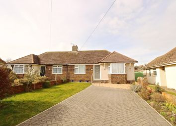 Thumbnail 3 bed bungalow to rent in Oldfield Avenue, Willingdon, Eastbourne, East Sussex