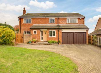 Thumbnail 4 bed detached house for sale in Cuddington, Aylesbury, Buckinghamshire