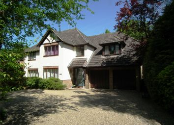 Thumbnail 5 bed detached house to rent in Pyrford Woods, Pyrford, Woking