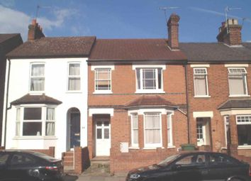 Thumbnail 3 bed terraced house to rent in Camp Road, St.Albans