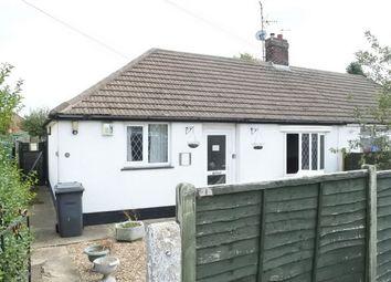 Thumbnail 2 bed semi-detached bungalow for sale in Newark Road, Peterborough, Cambridgeshire