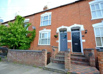 Thumbnail 2 bed terraced house for sale in Shelley Street, Poets Corner, Northampton