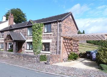 Thumbnail 3 bed cottage for sale in Sandy Lane, Brown Edge, Staffordshire