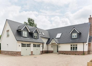 Thumbnail 4 bed detached house for sale in Green Lane, Overseal, Swadlincote