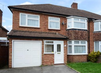 Thumbnail 5 bed semi-detached house to rent in Havers Avenue, Hersham