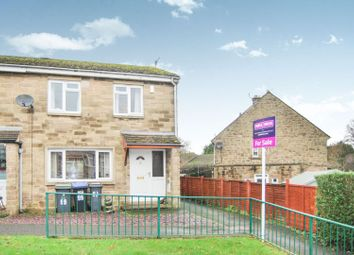 Thumbnail 3 bed semi-detached house for sale in Moorhall, Bakewell