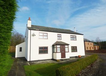 Thumbnail 6 bed detached house for sale in Marsh Lane, Cuerdley, Warrington, Cheshire