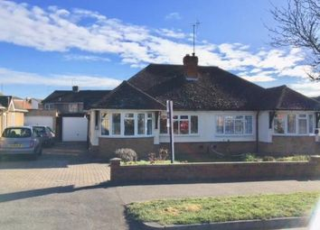 Thumbnail 2 bed semi-detached house for sale in Cedar Close, Ampthill, Bedford, Bedfordshire
