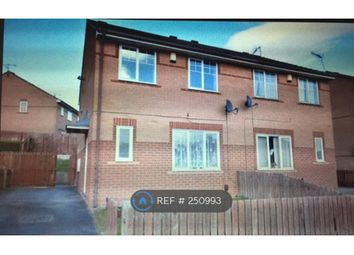 Thumbnail 3 bed semi-detached house to rent in Victoria Park Avenue, Leeds