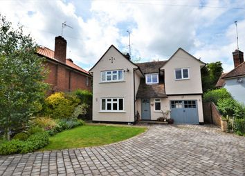 Thumbnail 4 bed detached house to rent in Gibson Close, Saffron Walden