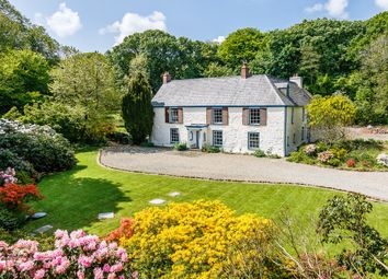 Thumbnail 7 bed country house for sale in Welsh Hook, Haverfordwest, Pembrokeshire
