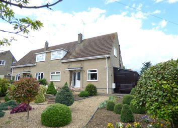 Thumbnail 3 bedroom semi-detached house for sale in Lime Avenue, Oundle, Peterborough