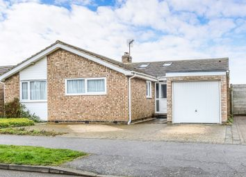 Thumbnail 5 bed detached bungalow for sale in St. Catherines Road, Kettering
