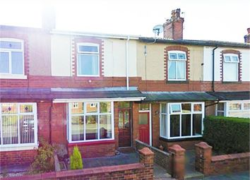 Thumbnail 2 bed terraced house for sale in Carr Lane, Lowton, Warrington, Lancashire