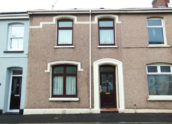 Thumbnail 3 bed terraced house for sale in Clifton Terrace, Llanelli