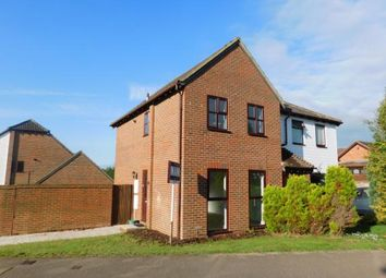 Thumbnail 2 bed semi-detached house for sale in Button Lane, Bearsted, Maidstone, Kent
