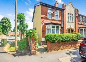 Thumbnail 3 bed semi-detached house for sale in Bush Street, Darlaston, Wednesbury