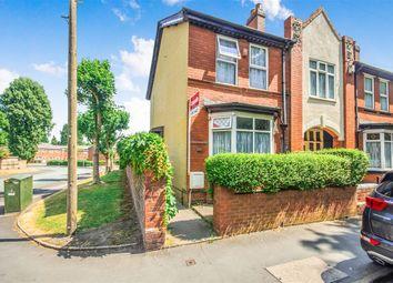 Thumbnail 3 bed semi-detached house for sale in Bush Street, Darlaston, Wednesbury