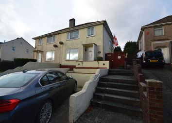 3 bed semi-detached house for sale in Budshead Road, Crownhill, Plymouth PL5