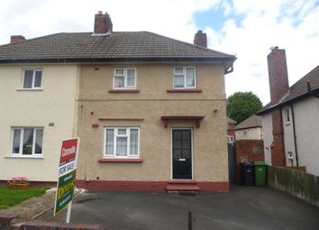 Thumbnail 3 bedroom terraced house for sale in Laburnum Road, Dudley