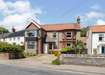 Thumbnail 4 bed detached house for sale in Overstrand, Cromer, Norfolk