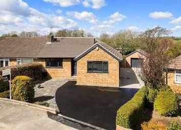 Hollins Close, Hampsthwaite, North Yorkshire HG3. 3 bed semi-detached bungalow for sale