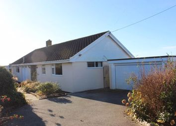 Thumbnail 3 bed bungalow for sale in Castledore Road, Tywardreath, Par