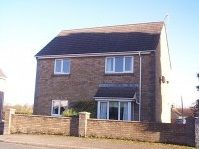 Thumbnail 1 bed flat to rent in Conway Court, Berry Hill, Coleford