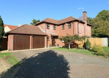 Thumbnail 4 bed detached house for sale in Colton Close, Baston, Market Deeping, Lincolnshire