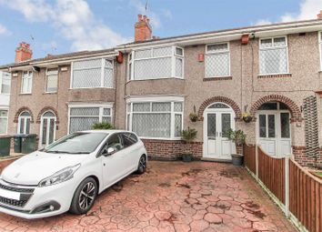 Thumbnail 4 bed terraced house for sale in Newey Road, Wyken, Coventry