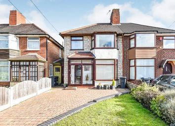 3 bed semi-detached house for sale in Wyrley Road, Aston, Birmingham, West Midlands B6