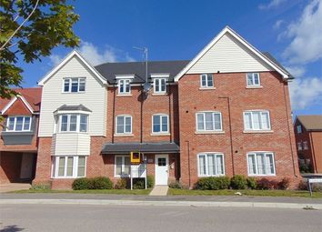 Thumbnail 1 bedroom flat for sale in Jasmine Square, Woodley, Reading, Berkshire