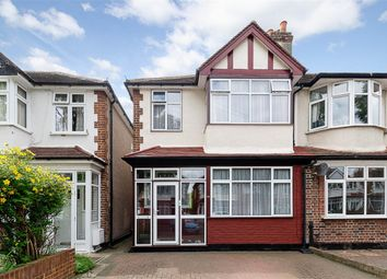 Thumbnail 3 bed end terrace house for sale in Ranfurly Road, Sutton, Surrey