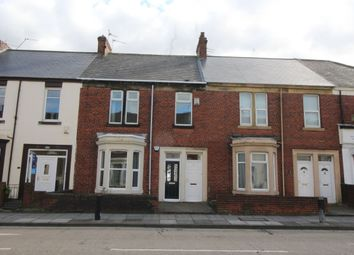 Thumbnail 3 bed flat to rent in Victoria Road East, Hebburn