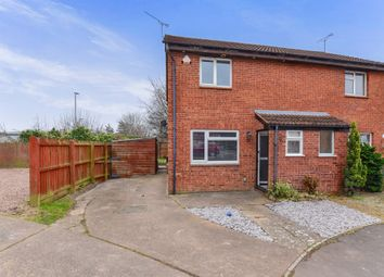 Thumbnail 3 bed semi-detached house for sale in Scott Close, Taunton