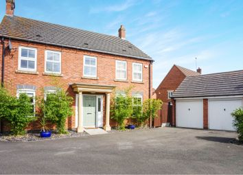 4 bed detached house for sale in Robinson Way, Wootton, Northampton NN4