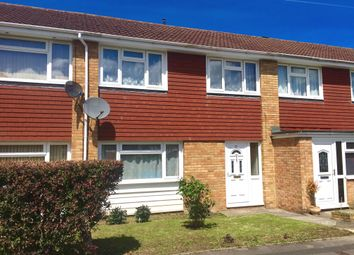 Thumbnail 3 bed terraced house for sale in Christie Close, Swindon