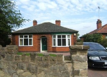 Thumbnail 2 bed bungalow to rent in Tutbury Road, Burton-On-Trent