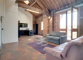 Thumbnail 2 bed flat to rent in Colmans Wharf, Spratts Warehouse, Morris Road, London