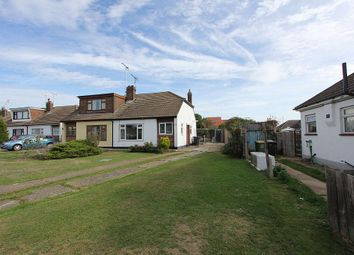 Thumbnail 2 bed semi-detached bungalow for sale in Spencer Gardens, Rochford, Essex