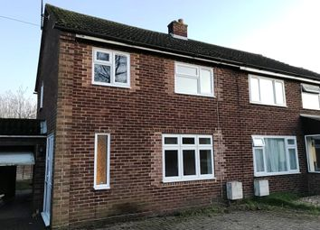 Thumbnail 3 bed semi-detached house to rent in Hawthorn Close, Takeley, Bishop's Stortford, Hertfordshire
