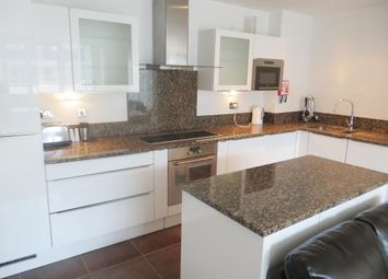 Thumbnail 2 bed flat to rent in Adriatic Apartments, 22 Western Gateway, Docklands, London