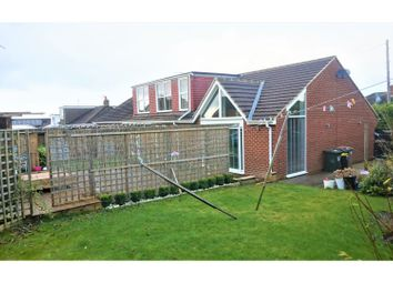 Thumbnail 4 bed bungalow for sale in Rayleigh Drive, Newcastle Upon Tyne