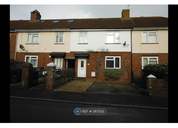 Thumbnail 3 bed terraced house to rent in Elm Road, Exmouth
