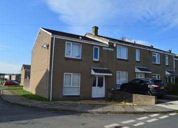Thumbnail 3 bed end terrace house for sale in Eagleswell Road, Llantwit Major