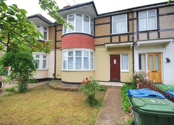Thumbnail 3 bed terraced house to rent in Kenmore Avenue, Harrow, Middlesex